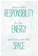 Take Responsibility by cmdesign