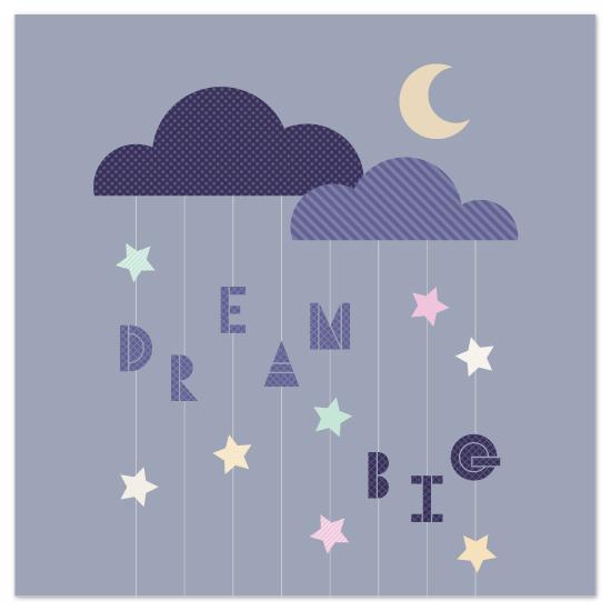 art prints - Dream Big by Amber Barkley
