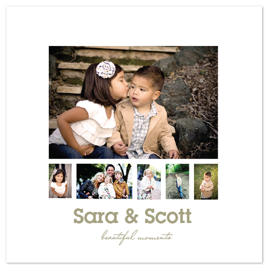 art prints - Beautiful Moments by Larkspur Paperie