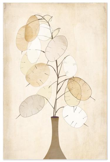art prints - Lunaria by Britt Clendenen