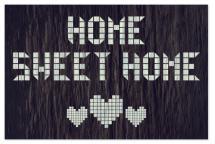 home sweet home - dark... by Jessica Burkart