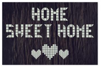 home sweet home - dark version
