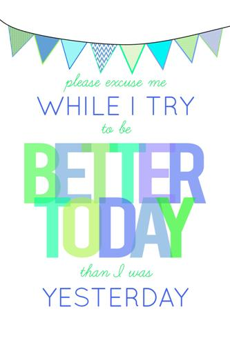 art prints - Better Everyday by Fish Feather
