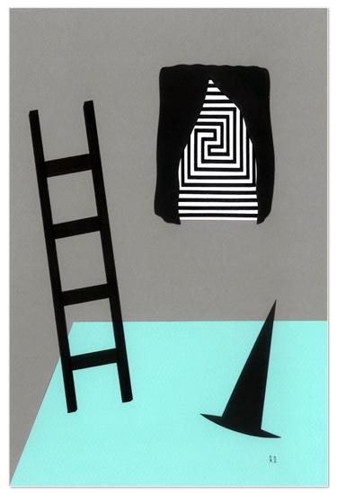art prints - Wizard's Room by Ryan De La Hoz