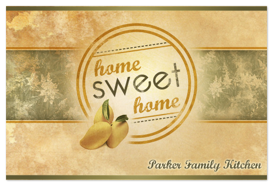 art prints - Home Sweet Home by Lindsey Parker