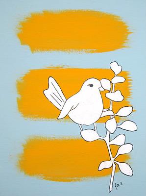 art prints - Bright Landing by Melanie Daily