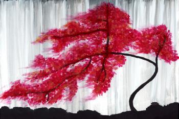 Cherry Blossoms Tree