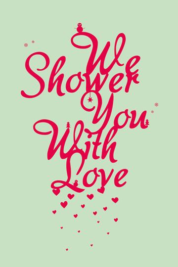 art prints - Shower of love by Hanke Arkenbout