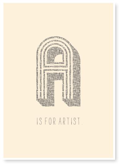 art prints - artisan by Marabou Design