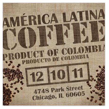 art prints - América Latina Coffee by Katie Speelman