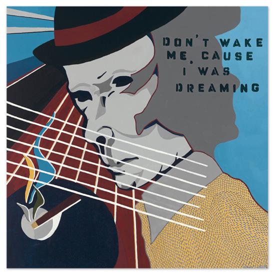 art prints - Dreamer by Katie Pope
