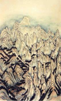 Extraordinary view of Mt. Geumgang - v3