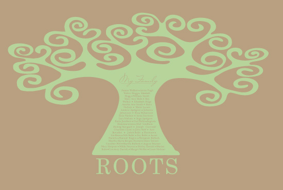 art prints - Family Roots by Toot Sweet