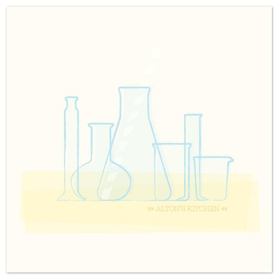 art prints - Test Kitchen by Not That Christine