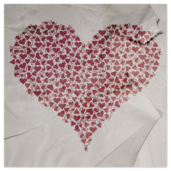 art prints - Love Letter by Hana Sarah Oakes