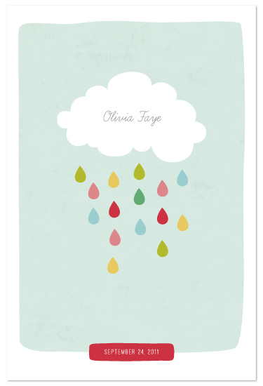 art prints - Raindrops keep falling by Stacey Meacham