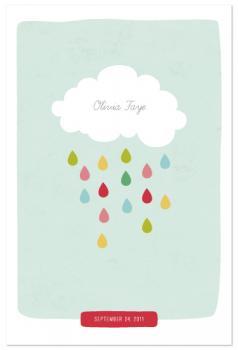 Raindrops keep falling