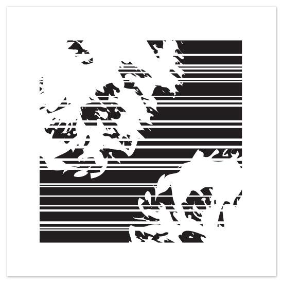 art prints - Organic Stripes by Melissa Lund
