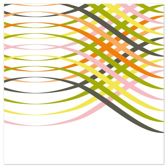 art prints - Ribbon Twist Two by Jenean Morrison