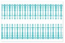 Row of Lamps by Priya