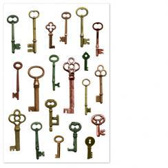 Colorful Keys