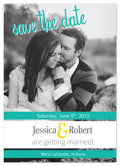 save the date cards - Whimsical Elegance by cmdesign