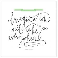 Logic v. Imagination