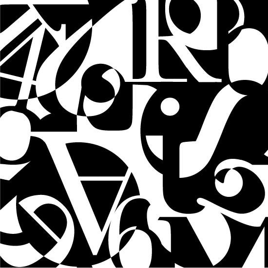 art prints - Gourmet Alphabet Soup  by Katie Verhulst