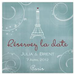 Reservez la Date