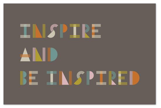 art prints - Inspire by Amber Barkley