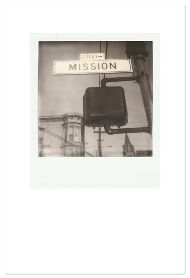 art prints - Mission Street by Namrata Patel