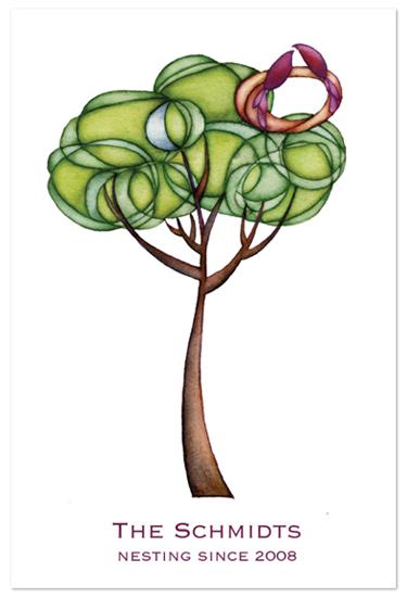 art prints - Love Nest by Lucky Scooter
