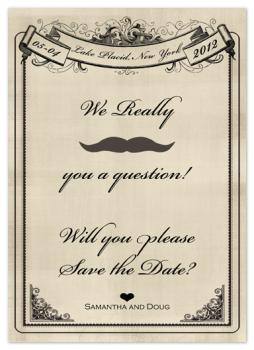 Mustache you a question