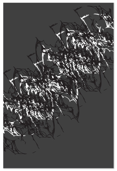 art prints - Syntax & Stitches by Cordial Punch Press