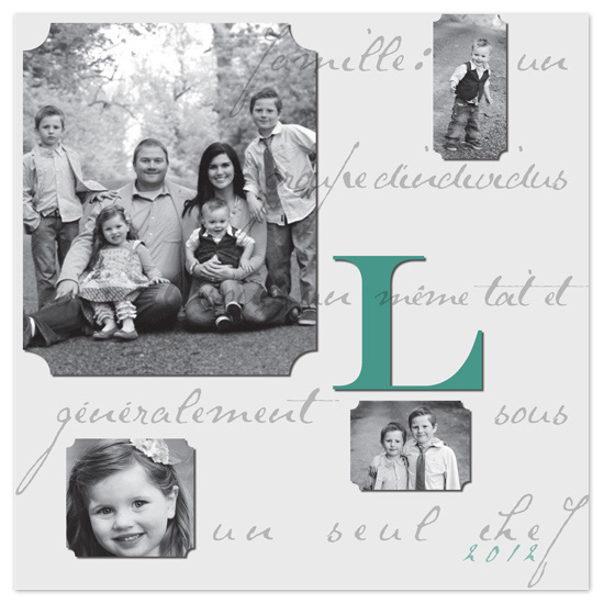 art prints - French Family Photo Collection by Jennifer Burns