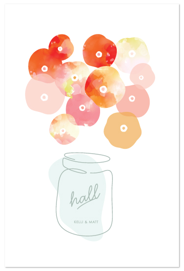art prints - summer picked poppies by kelli hall