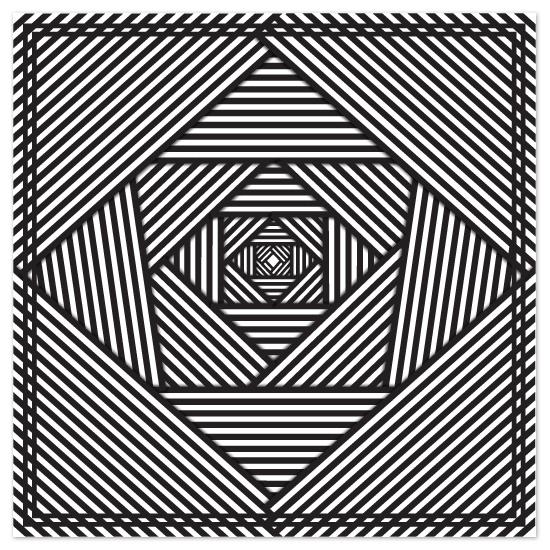 art prints - Line Matrix by Tracy Dunn