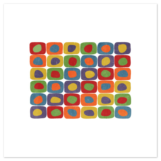art prints - Complement My Colors by roxy
