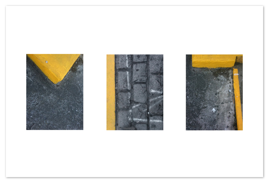 art prints - Caution Series - 4 by Jonathan Howard