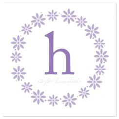 h is for hannah