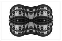 Architectural Mask by Filbert Hansel