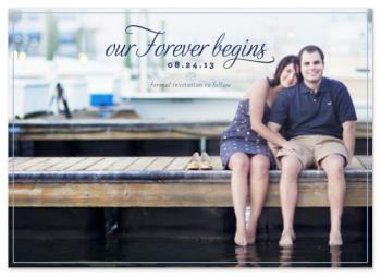 Our Forever Begins