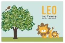 Leo the Lion by Lindsay Grace