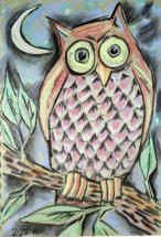 Wise Owl by Karob
