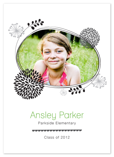 graduation announcements - Pocket full of posies by Stacey Meacham