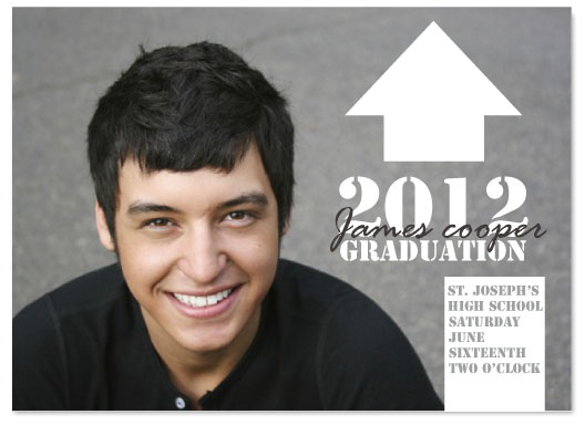 graduation announcements - moving on by Chi