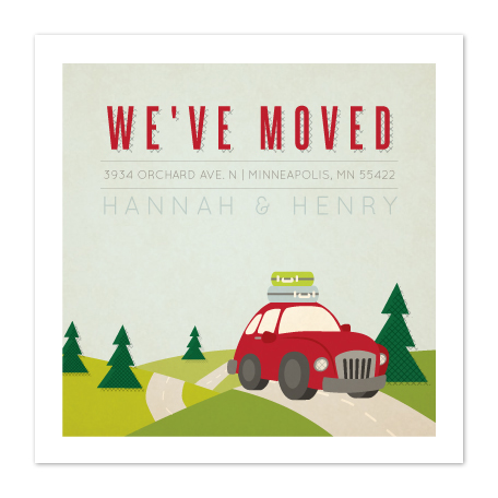 moving announcements - Movin' Up Town by Serenity Avenue