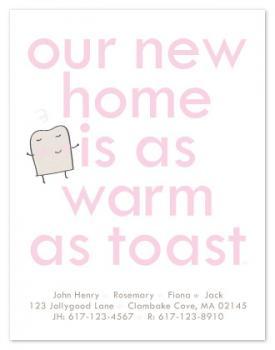 Warm as Toast