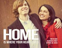 Heart at Home by Erika Tracy