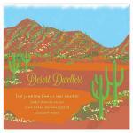 Desert Dwellers by Ellen Morse